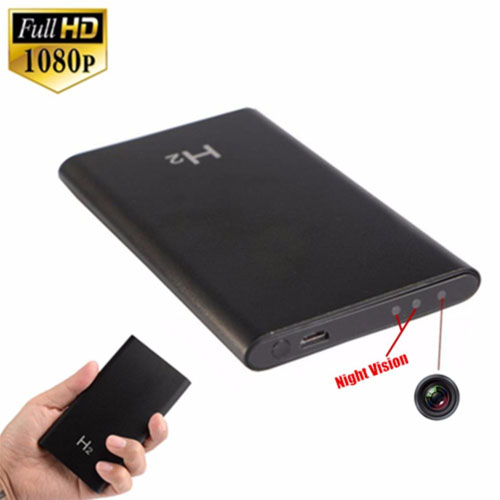 PowerBank Full HD Gizli Kamera